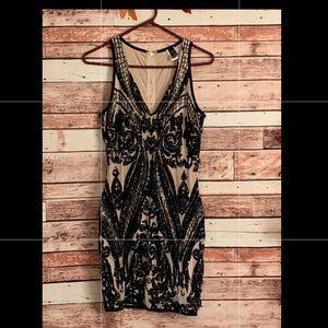 WINDSOR LADIES GIRLS DRESS size M Homecoming